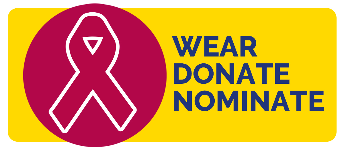 Wear Donate Nominate