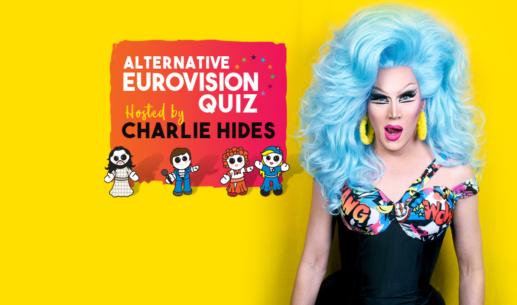 Alternative Eurovision Quiz hosted by Charlie Hides