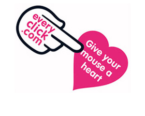 everyclick.com - give your mouse a heart