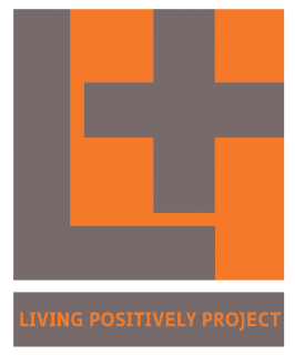 Living Positively logo