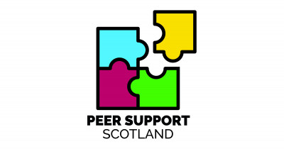 Peer Support Scotland logo