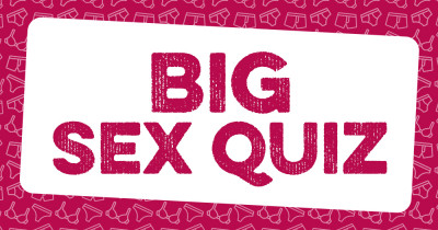 Big Sex Quiz logo