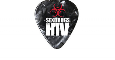 Sex, Drugs and HIV plectrum