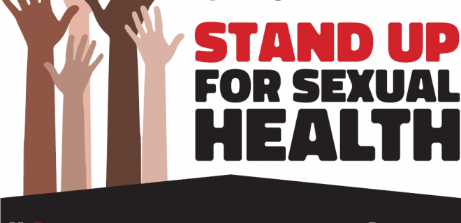 I pledge to stand up for sexual health - Sexual Health Manifesto