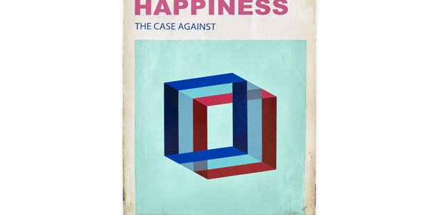 Harland Miller - Happiness: The Case Against, 2017