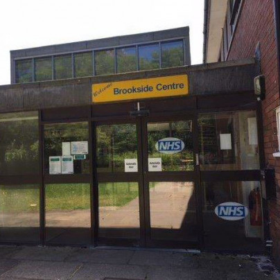 Brookside drop-In, Aylesbury building exterior